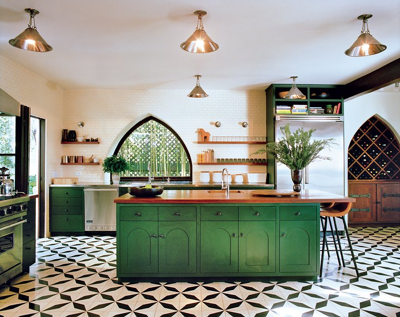 The 32 Most Beautiful Kitchens in Vogue